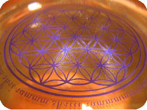 Water-vitalization with 'the Flower of Life'