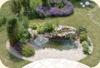 Qi-Mag® Feng Shui Projekt Hausgarten in Erfurt